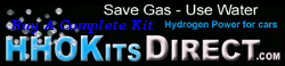 hydrogen conversion kits  hydrogen kit package